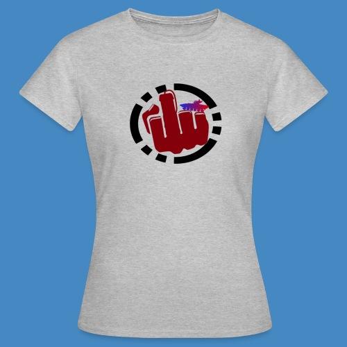 The Crew - T-shirt Femme