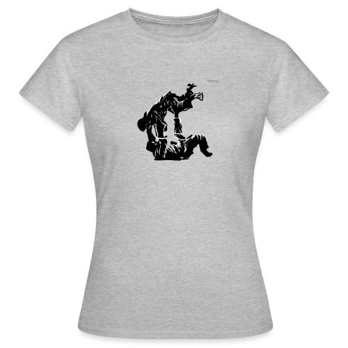 Jutsu v2 - Vrouwen T-shirt