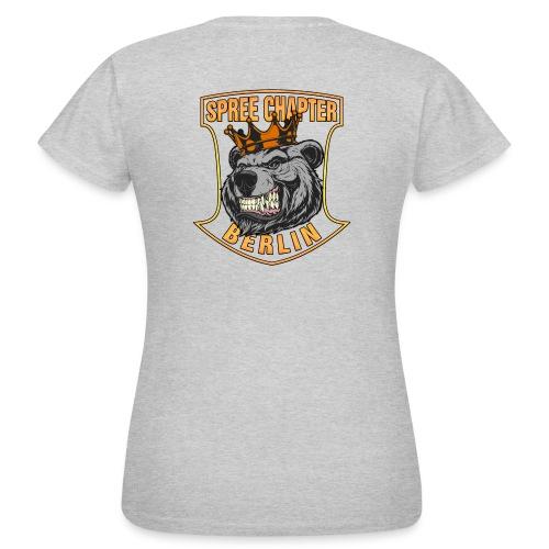 SCB Bärenkönig + 23 - Frauen T-Shirt