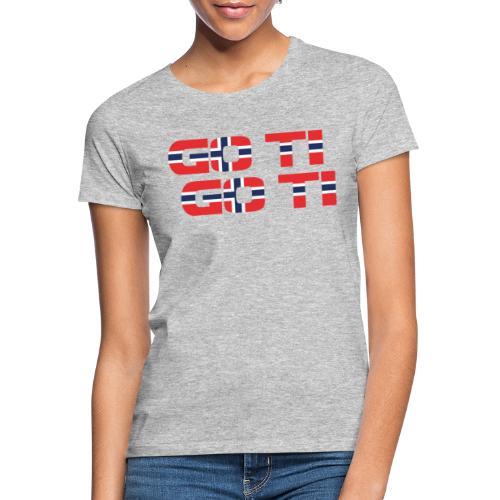 Bonne - T-shirt dam