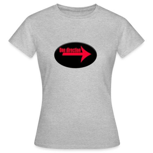 una direccion - Maglietta da donna