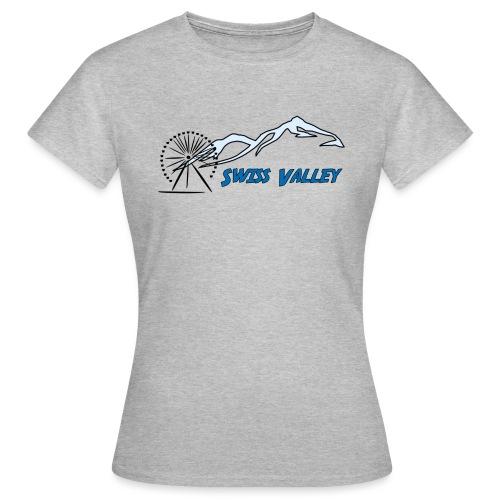 Swiss Valley Freizeit Park - Frauen T-Shirt