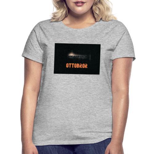 svart granit polerad - T-shirt dam