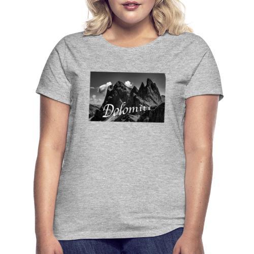 Dolomiti - Frauen T-Shirt