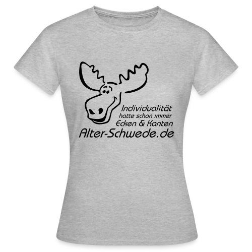 Individualität - Frauen T-Shirt