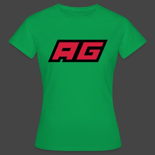 AG Logo - T-shirt dam