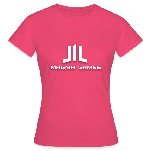 Magma Games Sweater - Vrouwen T-shirt