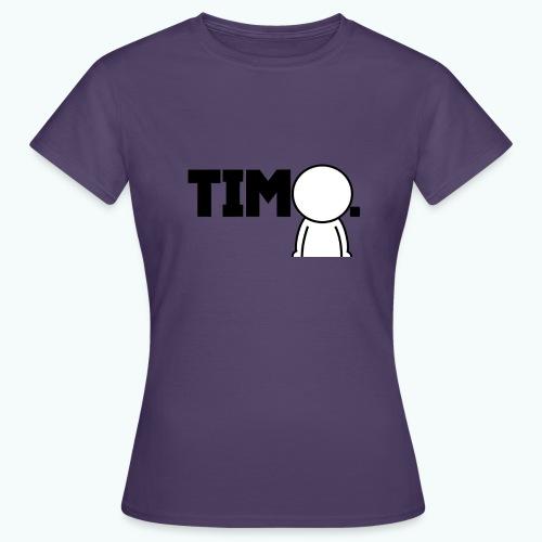 Design met ventje - Vrouwen T-shirt