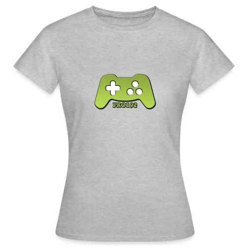 Progamer192 shirt - Vrouwen T-shirt