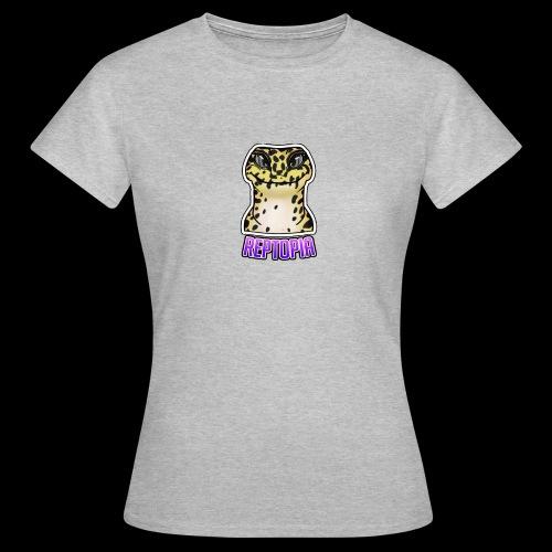 Reptopia Logo Tee - Women's T-Shirt