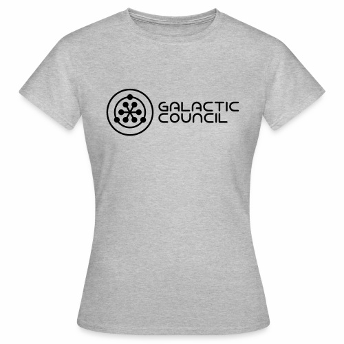 Official Galactic Council branded merchandise - Women's T-Shirt