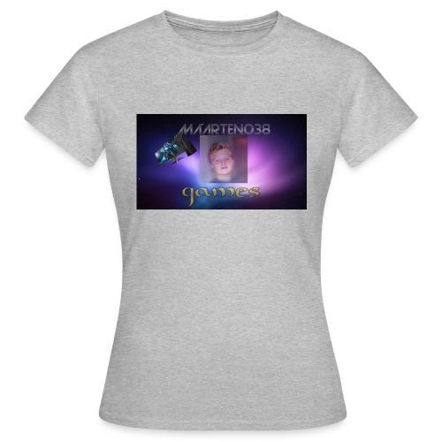 maarten038 kleding - Vrouwen T-shirt