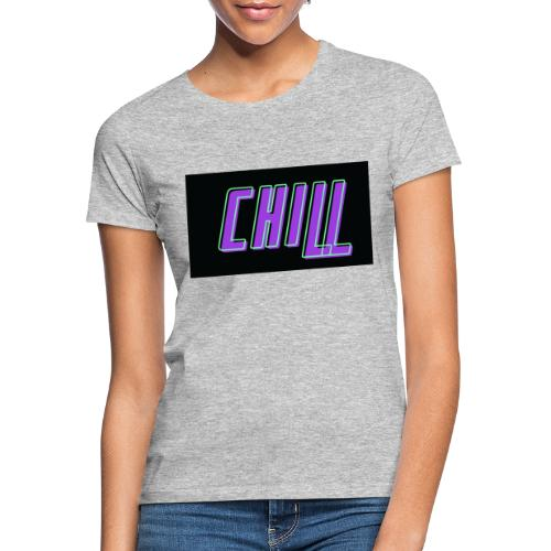 Chill logo - Frauen T-Shirt