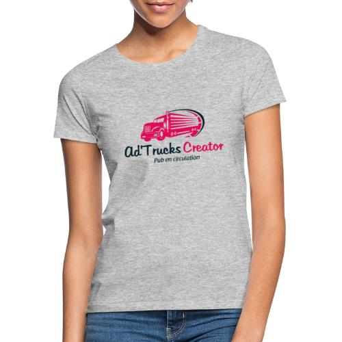 Ad'Trucks Creator color - T-shirt Femme