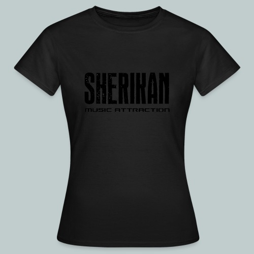 Sherikan - T-shirt dam