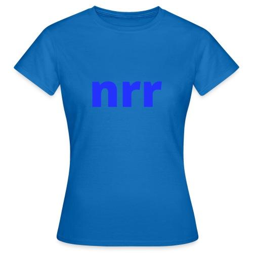 NEARER logo - Women's T-Shirt