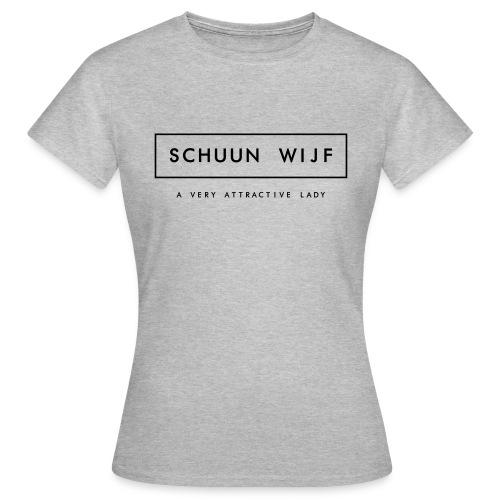 WIJF - Vrouwen T-shirt