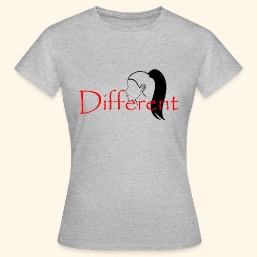Different Look - Women's T-Shirt