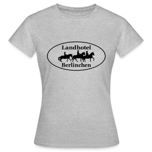 Landhotel Logo - Frauen T-Shirt