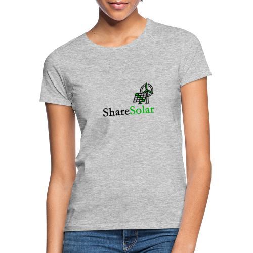 ShareSolar - Frauen T-Shirt