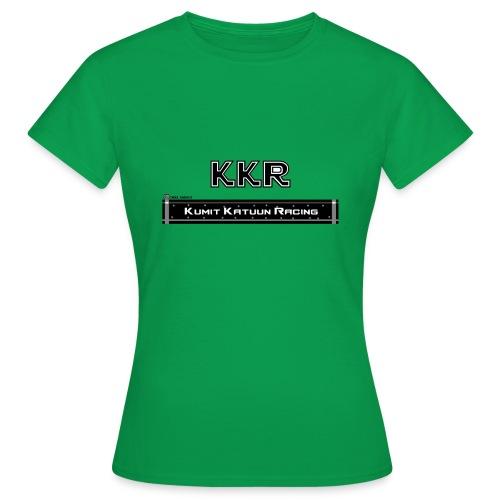 KumitKatuun - Naisten t-paita