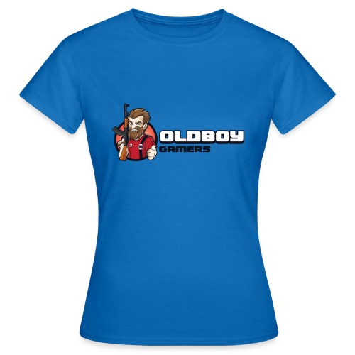 Oldboy Gamers Fanshirt - T-skjorte for kvinner