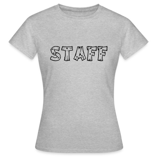 STAFF - Maglietta da donna