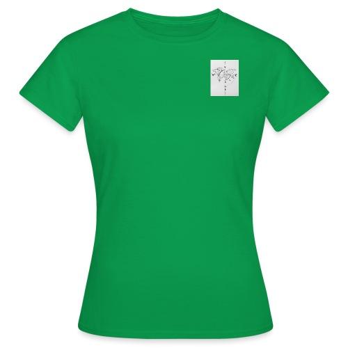 Wanderlust - Vrouwen T-shirt