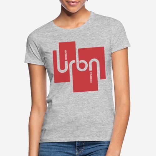 Stadtmenschen Stadt - Frauen T-Shirt