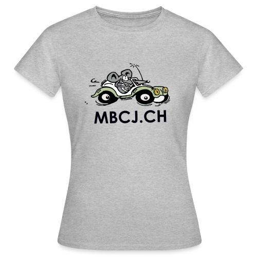 logo mbcj 50cm sans arc - T-shirt Femme