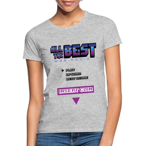 All The Best Retro Game - Women's T-Shirt