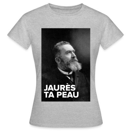 Jaurès - T-shirt Femme