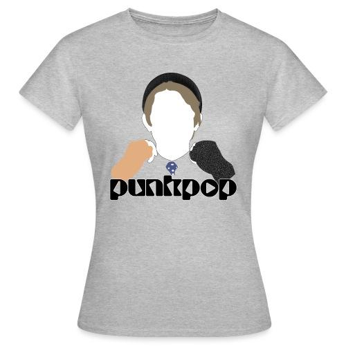 A Shame PunkPop - Maglietta da donna