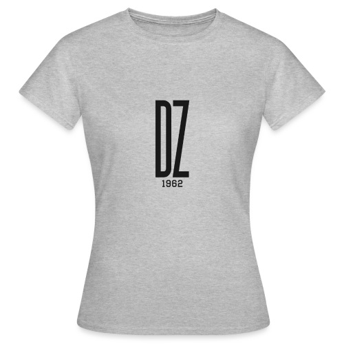 Logo transparent noir DZ 1962 - T-shirt Femme