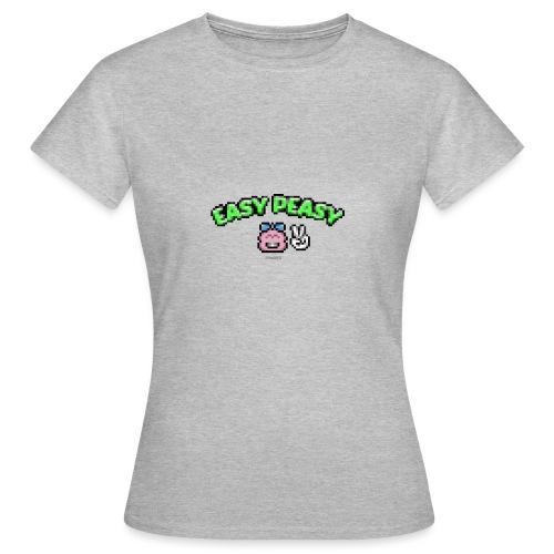 Easy Peasy - Girl - Frauen T-Shirt