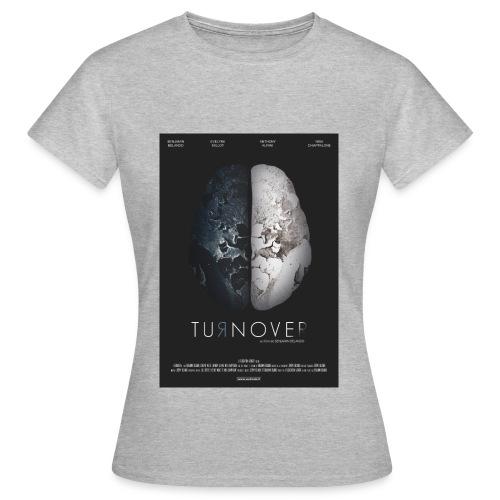 affiche Turnover - T-shirt Femme