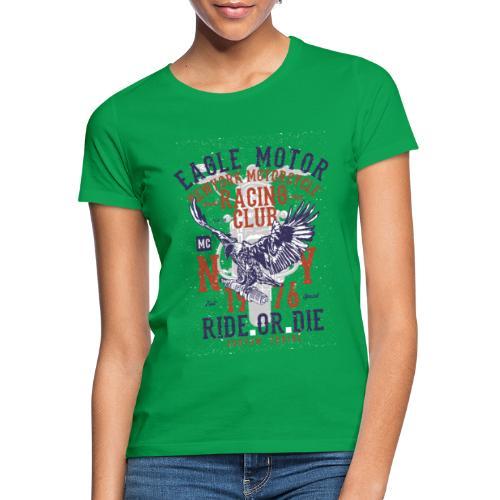 Eagle Motor Tazzum - Camiseta mujer