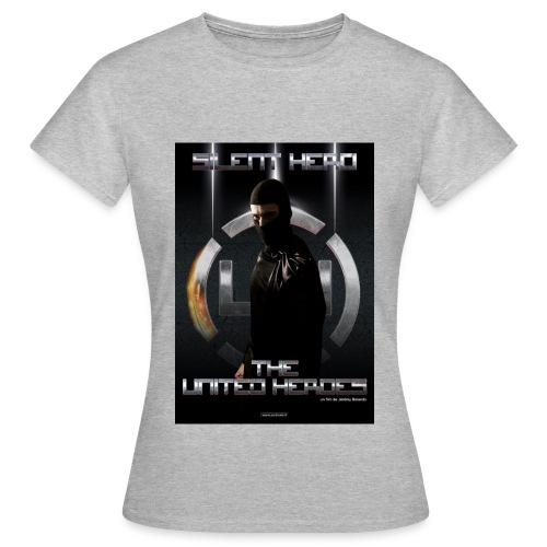 affiche Silent Hero UH - T-shirt Femme
