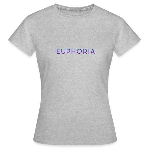 Euphoria - Dame-T-shirt