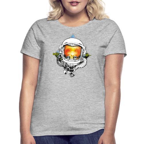 Ape meats Alien - Frauen T-Shirt