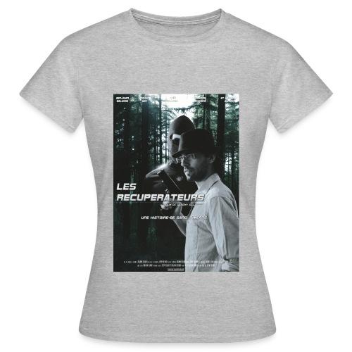 affiche Les Récupérateurs - T-shirt Femme