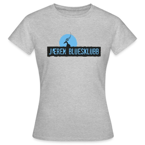 Logo jaeren bluesklubb 3500px png - T-skjorte for kvinner