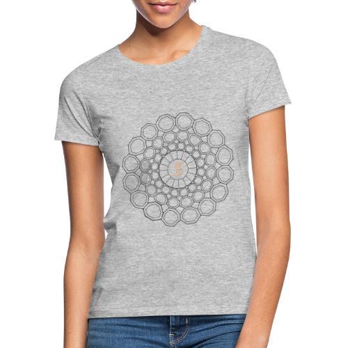 LMU-Lichthof Simple - Frauen T-Shirt