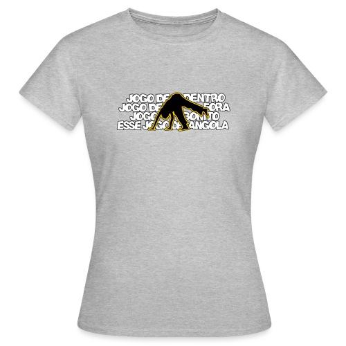 Capoeira jogo do dentro - Women's T-Shirt