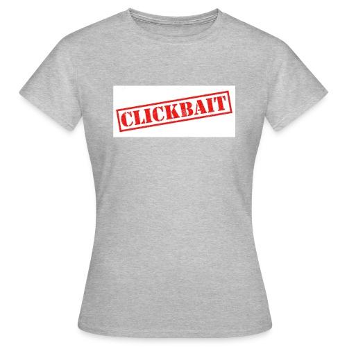 Black TV - Frauen T-Shirt