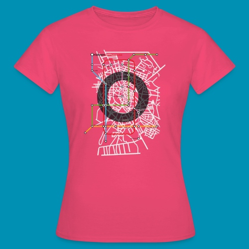 Underground Oristano 2020 - Maglietta da donna
