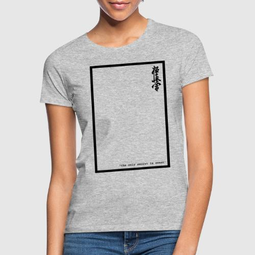 performance tshirt - Vrouwen T-shirt