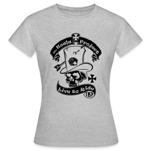 MTKPR029 Ases - Camiseta mujer
