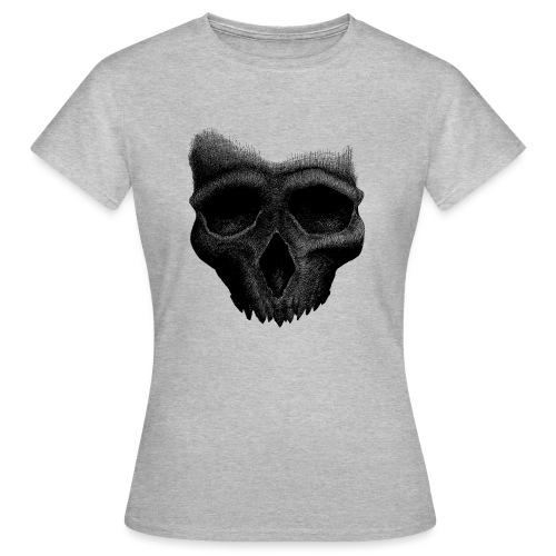 Simple Skull - T-shirt Femme