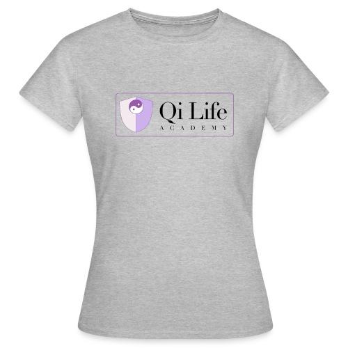 Qi Life Academy Promo Gear - Women's T-Shirt